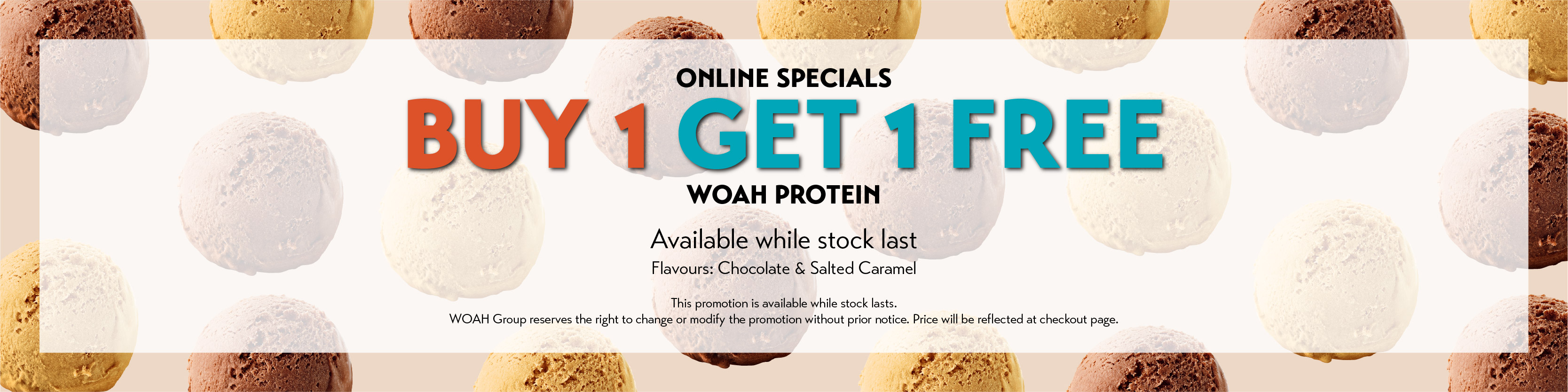 1 for 1 WOAH Protein