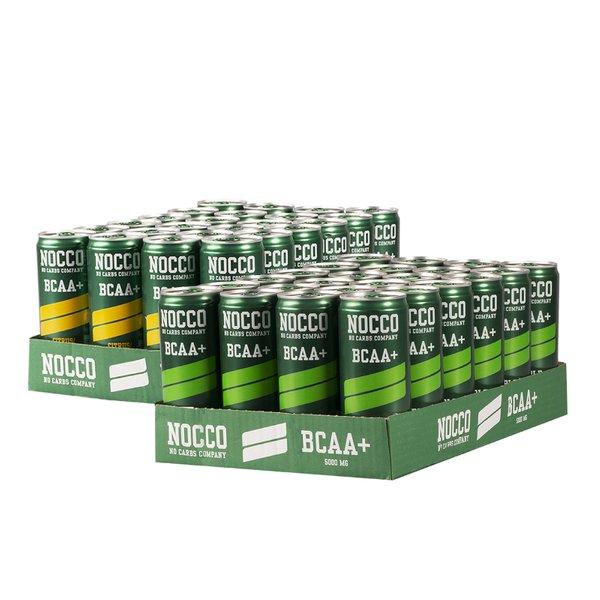 NOCCO BCAA+ (Case of 24)