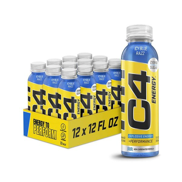 Cellucor C4 Energy On The Go (Case of 12)
