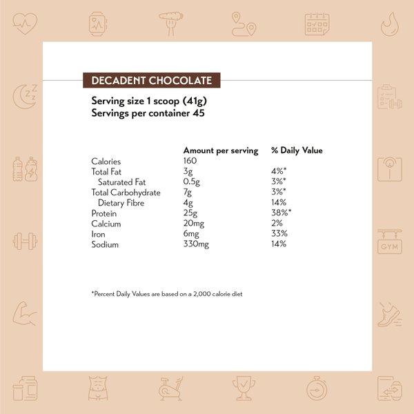 Bodylogix Vegan Protein (4lbs)