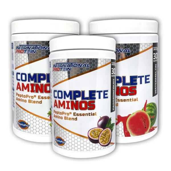 International Protein Complete Aminos (320g)