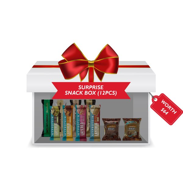 [NATIONAL DAY SPECIAL] $56 Surprise Snack Box